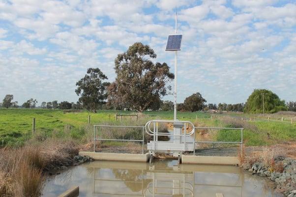 Lithium Batteries in Solar Powered Irrigation Pedestals